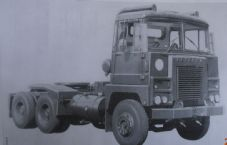 Scammell Crusader. Tractor, wheeled, Semi trailer, CL, 20 tonne, 6x4. Illustrated Parts Catalogue.